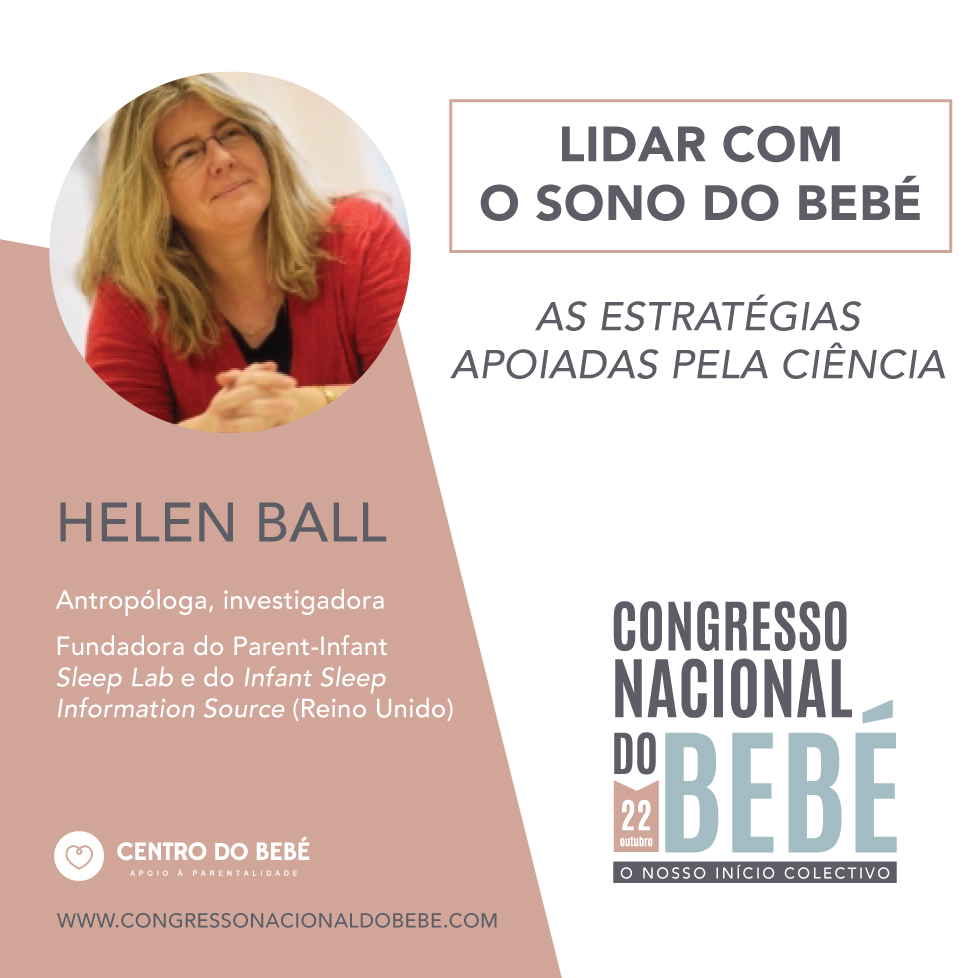 Helen Ball Congresso nacional do bebe
