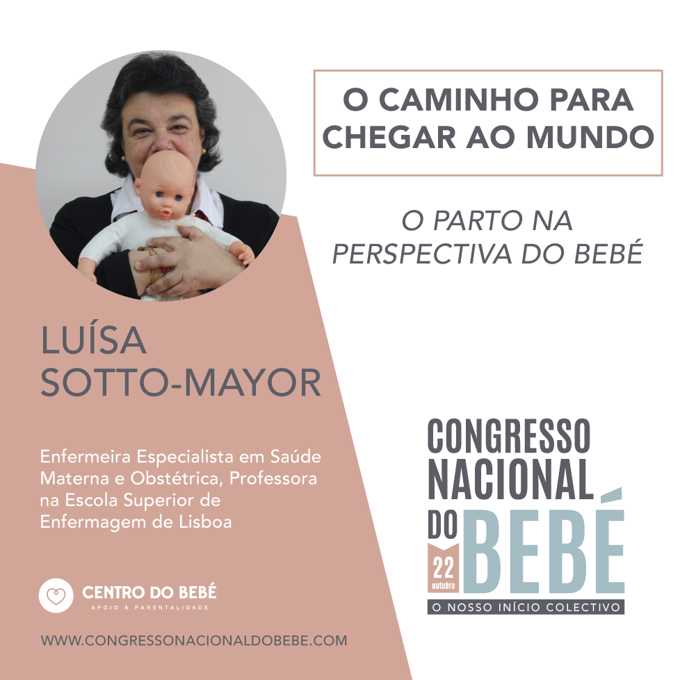 luisa sotto-mayor congresso nacional do bebe